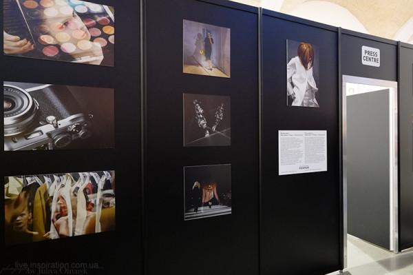 """Персональная фотовыставка """"Мультифешн: 13 фото - 25 экспозиций""""  в рамках 35 сезона Ukrainian Fashion Week"""
