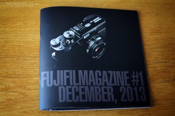 Fujifilmagazine #1, December 2013